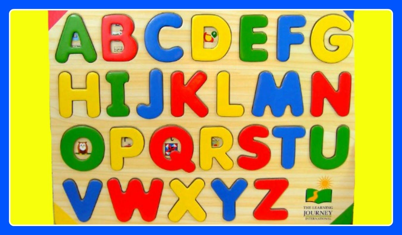 Image Result For Alphabet Letters