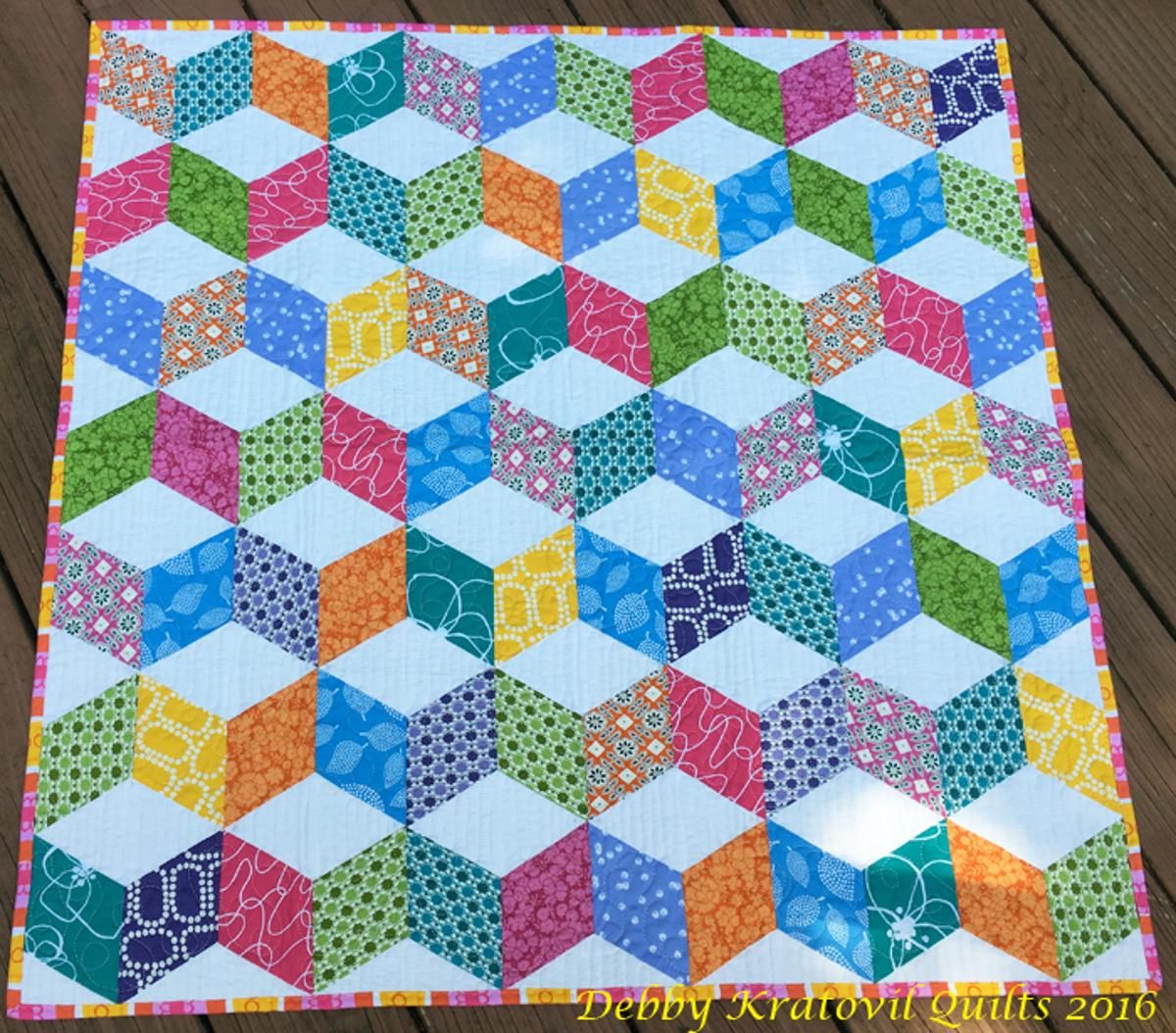 Baby Block Quilt Patterns Cool Ideas