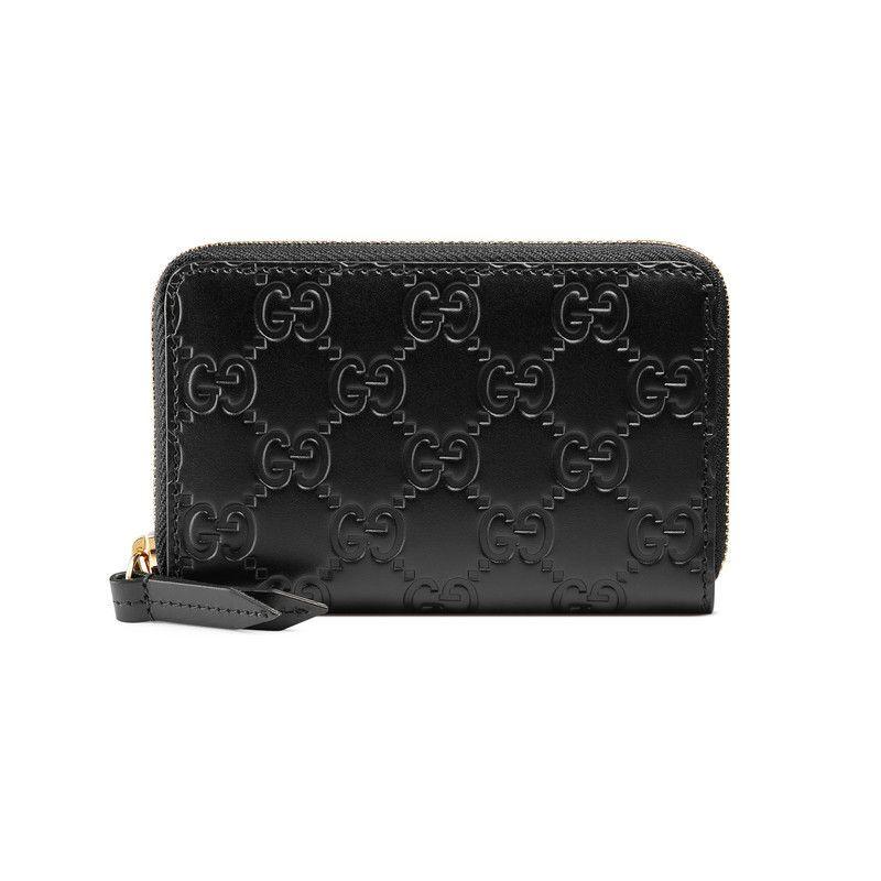 Gucci signature card case gucci wallets for women