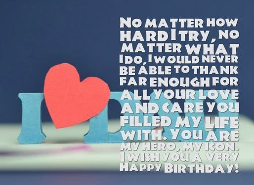 Happy Birthday Quotes For Dads From A Daughter