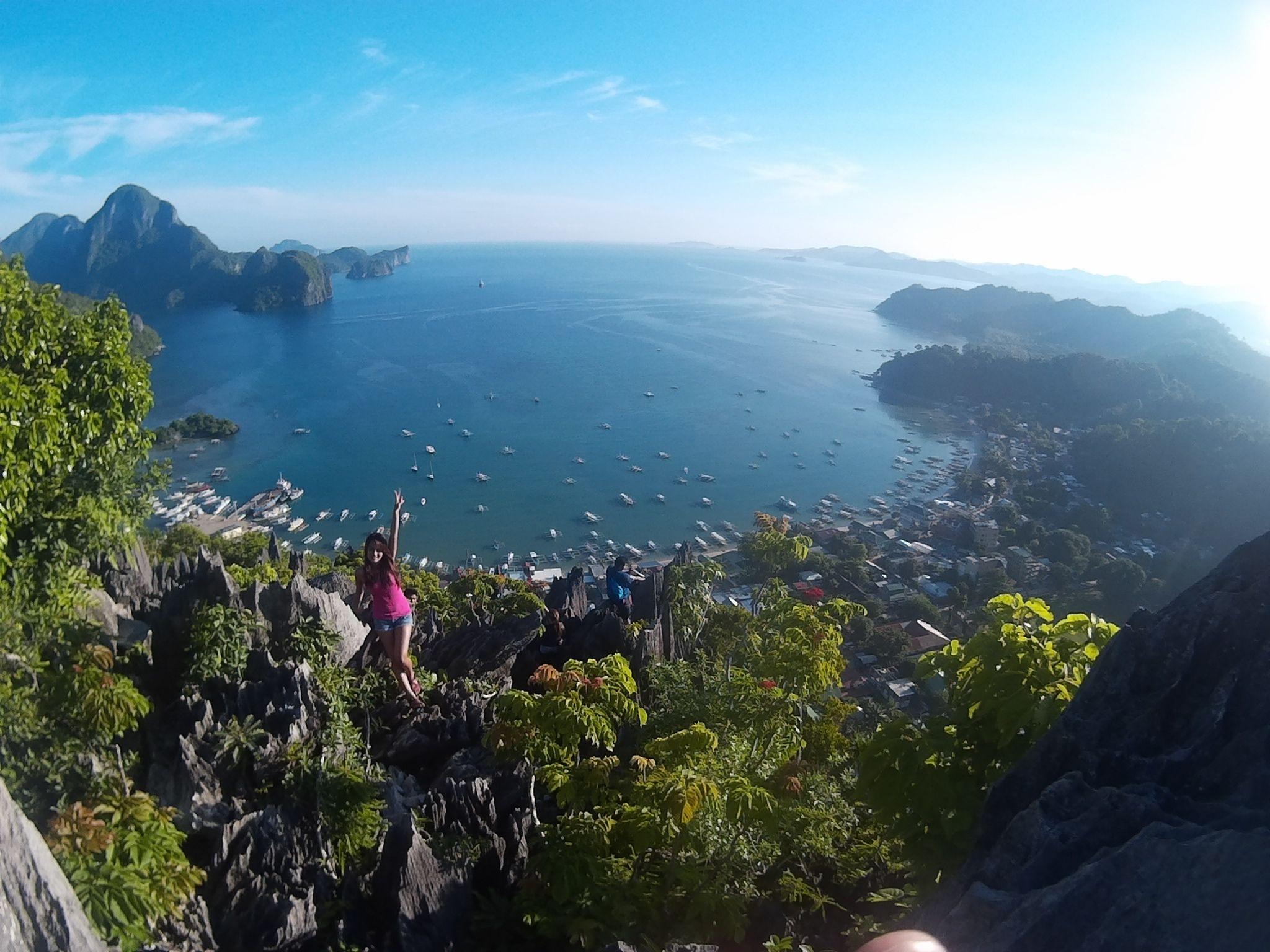 El Nido S Highest Point Taraw Cliff