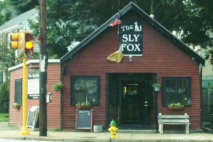 The Sly Fox Quincy Massachusetts Restaurant Photos Dive Bar Wonderful Places