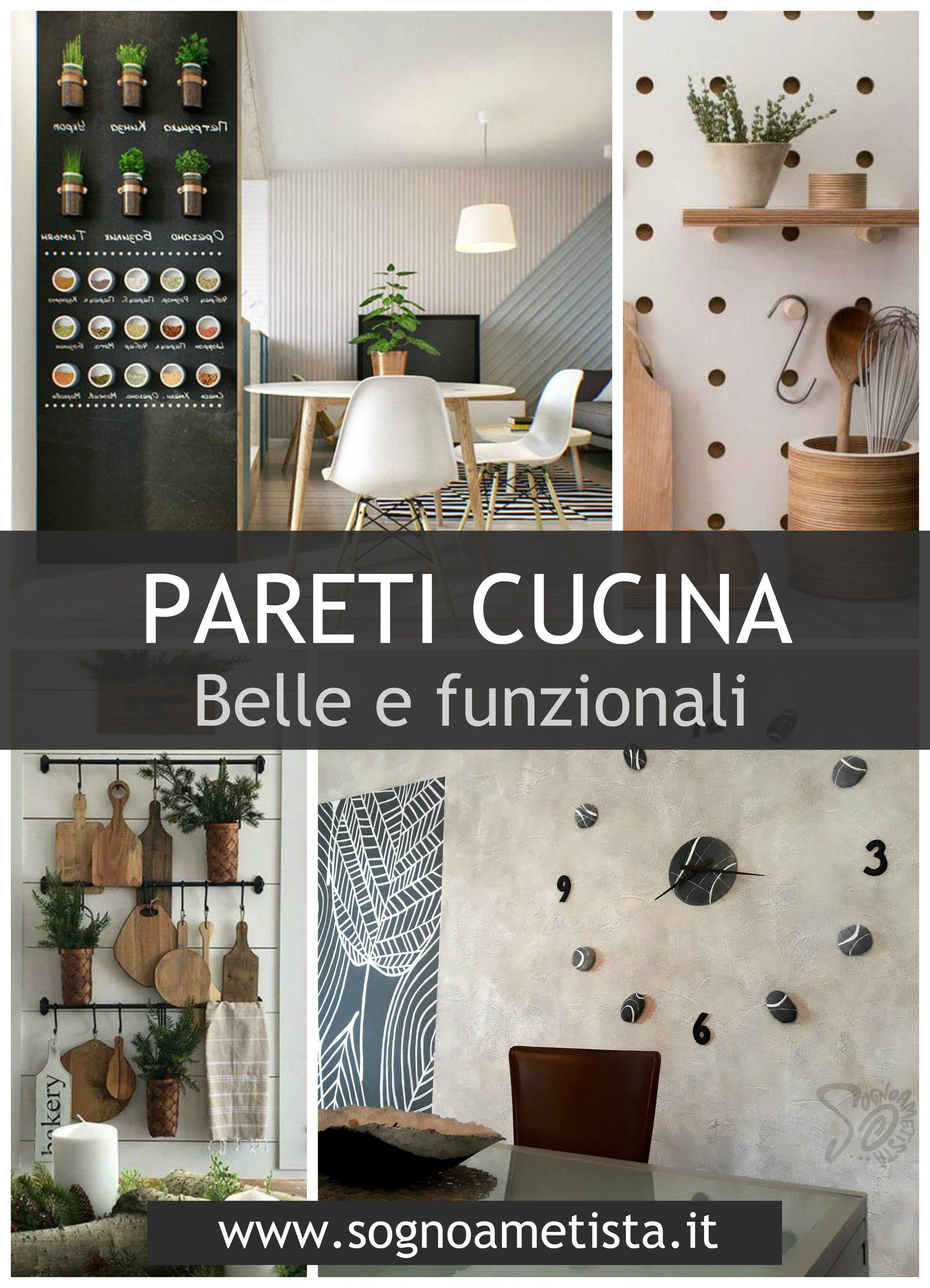 Come arredare una parete con foto: Arredare Parete Vuota Cucina 10 Idee Wow Pareti Della Cucina Arredamento Parete Vuota