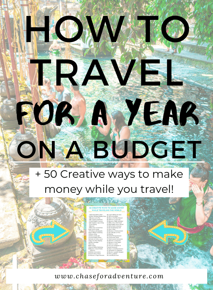 Travel Full-Time on a Budget: The Ultimate Guide - Chase for Adventure