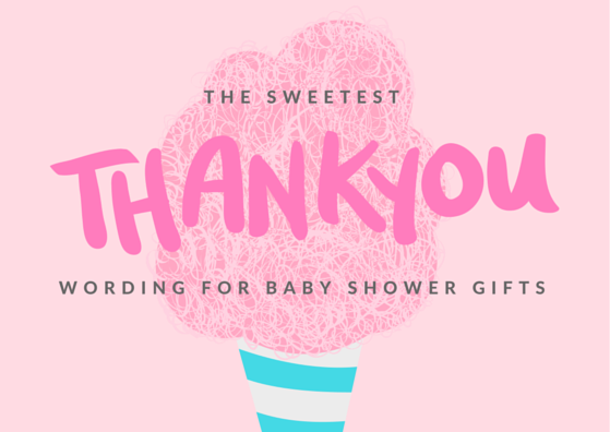 Baby Shower Thank You Notes Thanks For Baby Shower Gifts Lush