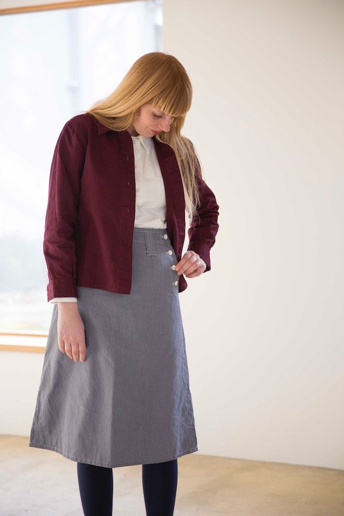 ca51112d5f54 Standard Skirt   Old Town   Clothes   Skirts, Shirts, Trousers
