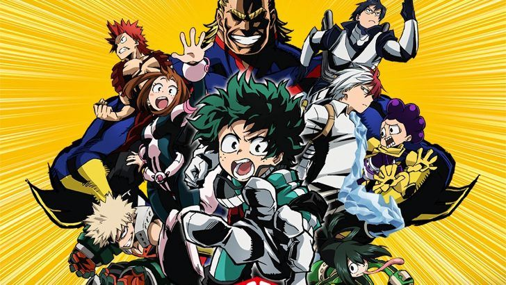 Boku No Hero Academia Anime Wallpaper 1920x1080 Anime My Hero Academia Manga Anime Wallpaper 1920x1080
