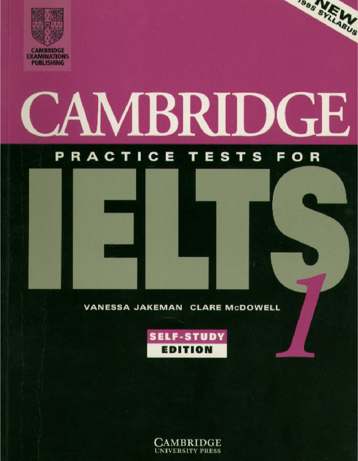 Libros Listening Ingles Ielts Cambridge 1 Cae Pinterest Idiomas Educacion