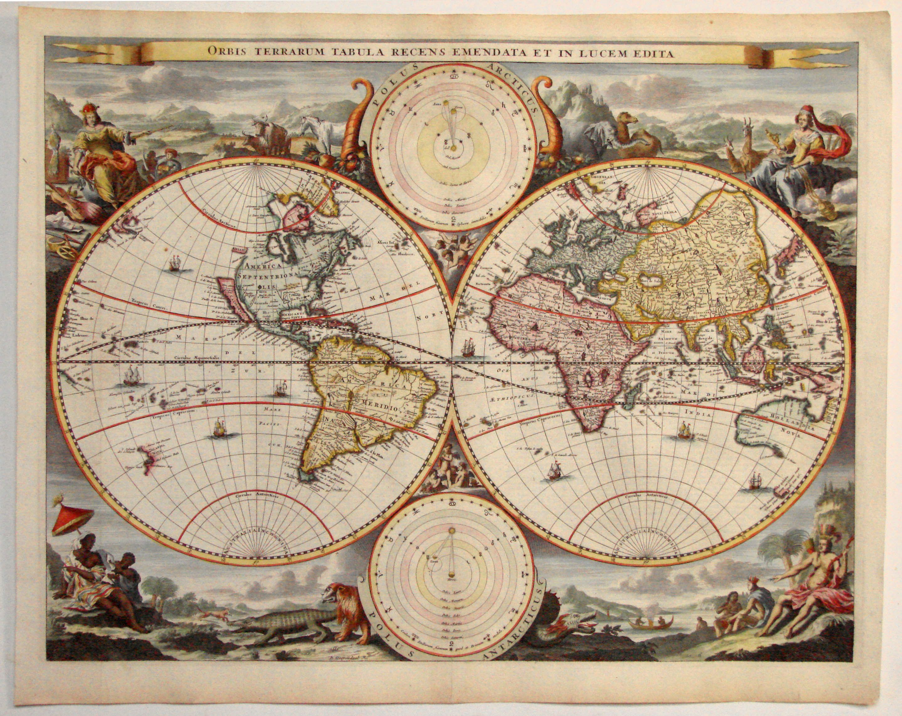 North America Map In 1750%0A Image from  http   www helmink com Antique Map Stoopendaal Keur World Antique Map Stoopendaal Keur World HR