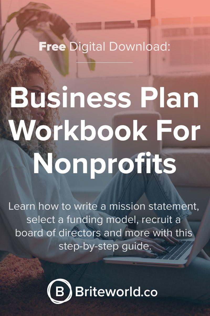 Free Download Business Plan Workbook For Social Entrepreneurs If