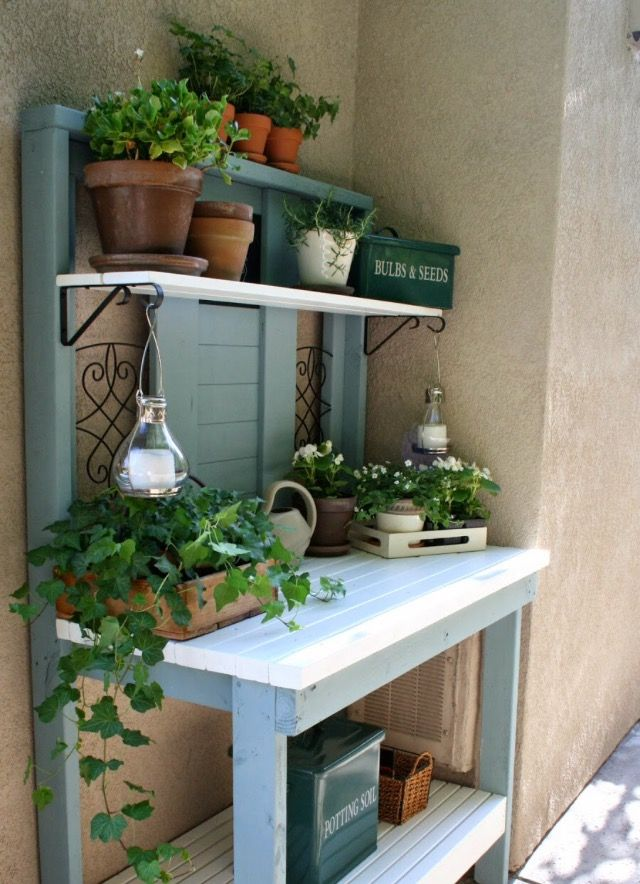 Pin by Esther Gamboa on Mubles Pinterest Bench, Gardens and