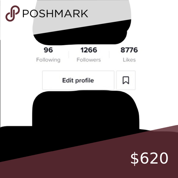 Tiktok Account With 1200 Followers And 8500 Like Going Crazy Accounting Things To Sell