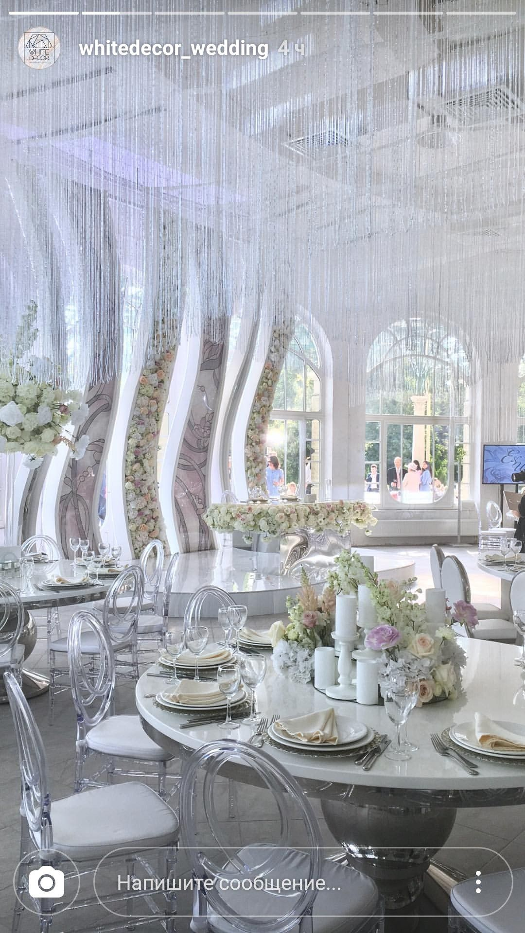 Wedding decoration ideas stage  Pin by Julian Trienith on Palace Leuthilspar  Pinterest  Wedding