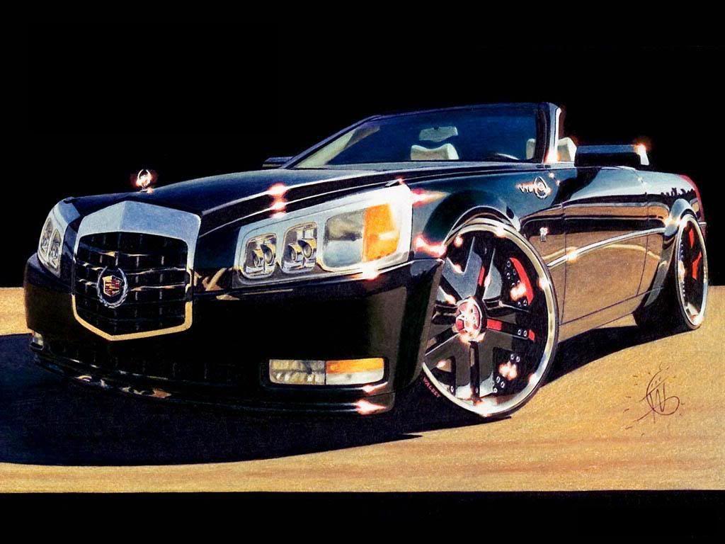 Cadillac 2002 cadillac escalade rims : 20 best Cadillac big time images on Pinterest | Cadillac, Cadillac ...