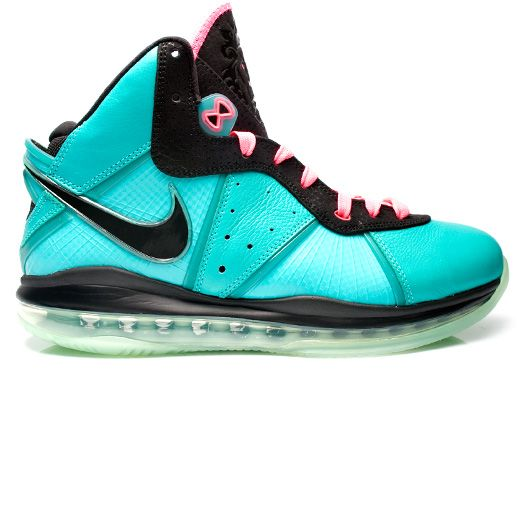 premium selection 55334 7aded Nike Zoom Lebron VIII - South Beach Pre Heat  900  This shoe ist one of the  best sneaker of all time!