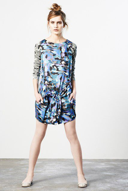 Thakoon Addition | Pre-Fall 2012 Collection | Vogue Runway