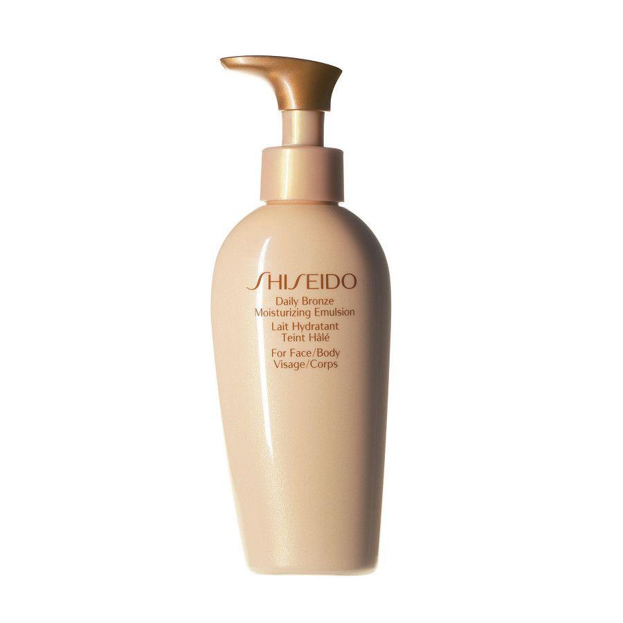 Shiseido Daily Bronze Moisturizing Emulsion Zelfbruiner online kopen bij douglas.nl