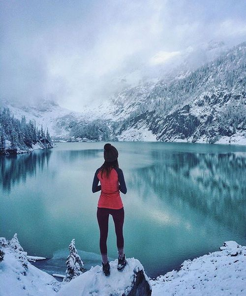 beautiful, fit, and winter image