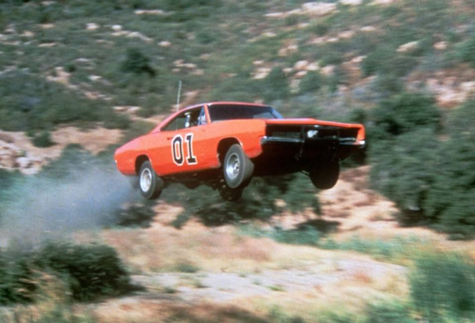The General Lee Jump