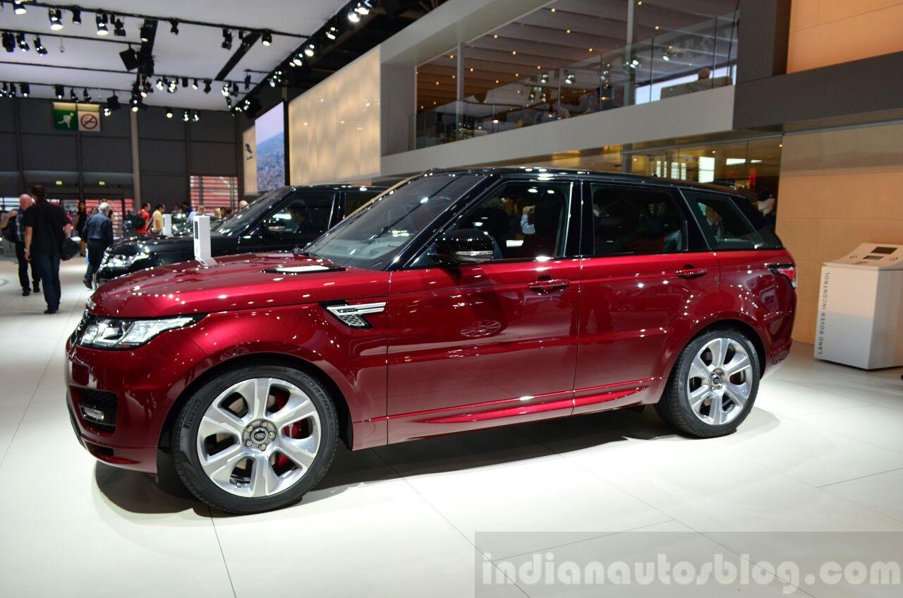 2017 Range Rover Sport Hybrid