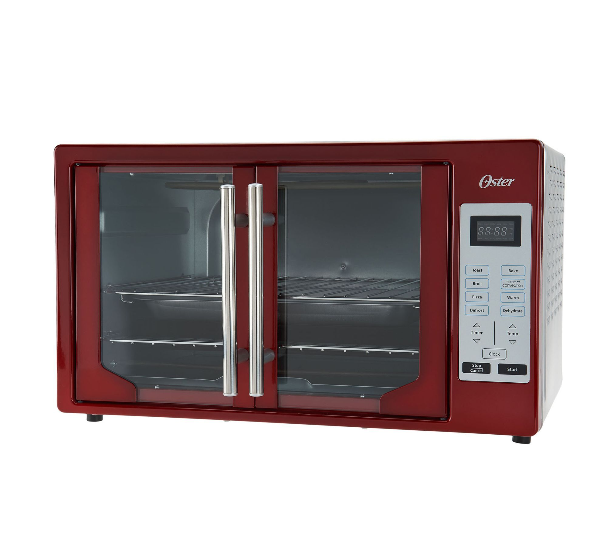 Enjoy Quick Meals Galore With The Help Of The Oster Xl Countertop Oven Page 1 Qvc Com Convection Oven Convection