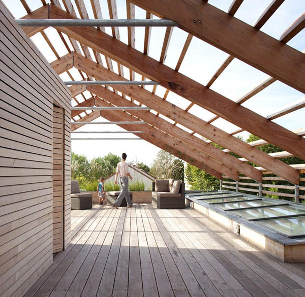 Pin by Ali hsan on Modern Wooden House Modern Ahap Ev