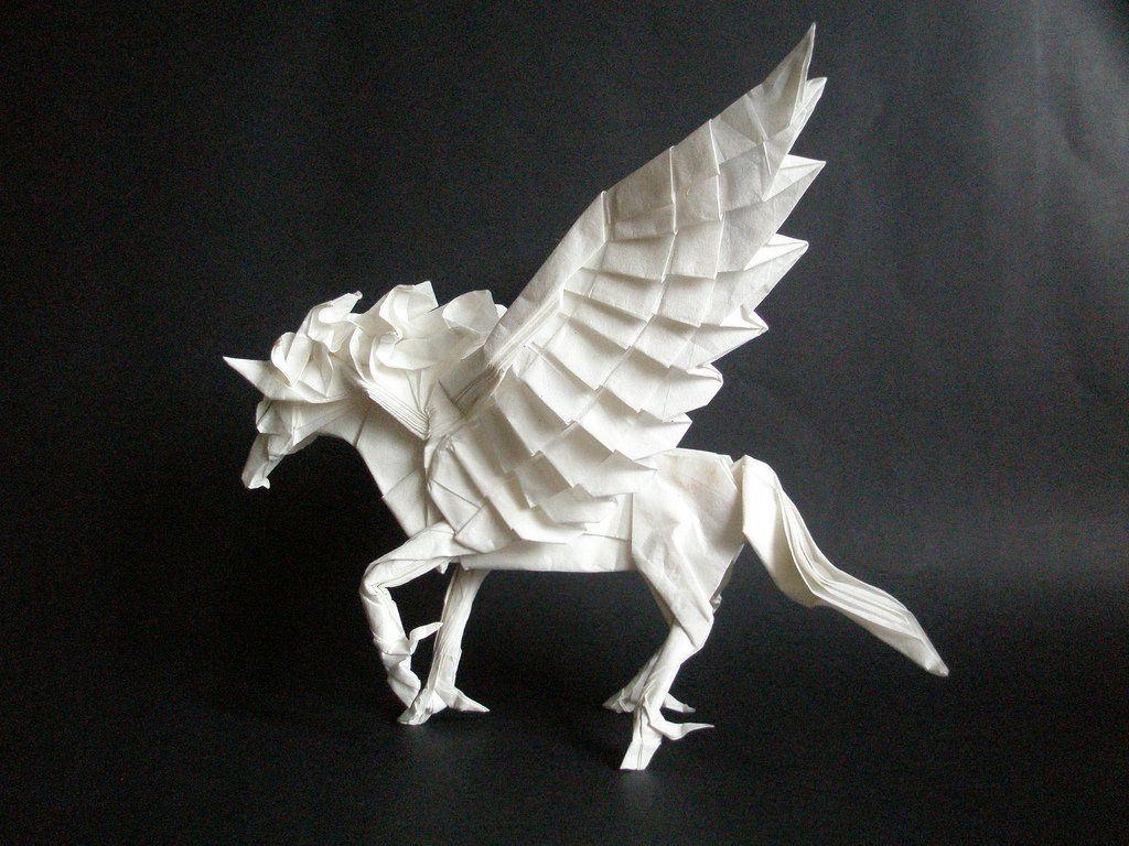 Pegasus B30 By Kamiya Satoshi Folded By Artur Biernacki By Arturori