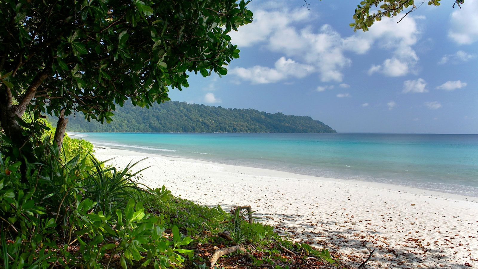 Radhanagar Beach Havelock Island India Cool Places To Visit