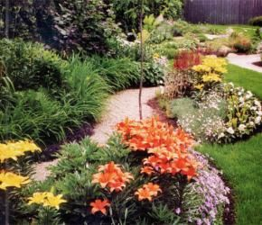 Pin by +380978567323 on На Свежем Воздухе | Pinterest Designing A Lily Garden on design your garden, japanese zen garden, flower garden, designing an office,