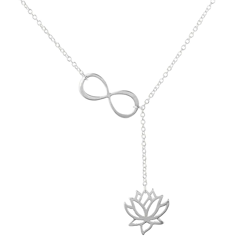 MESE London Heart Inside Heart Necklace 925 Sterling Silver Love Pendant - Elegant Gift Box 0gjz7t