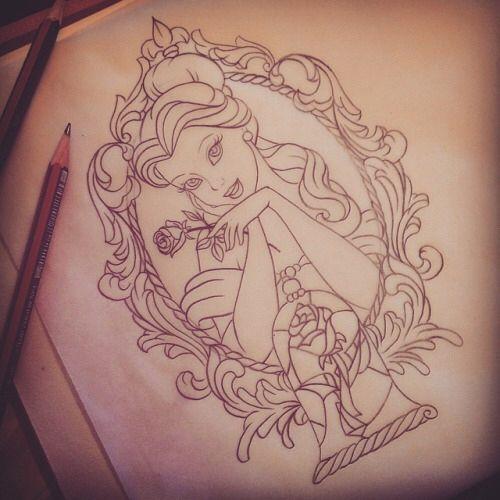 pingl par ashlynne abbett sur piercing tattoos pinterest tatouage tatouage disney et dessin. Black Bedroom Furniture Sets. Home Design Ideas