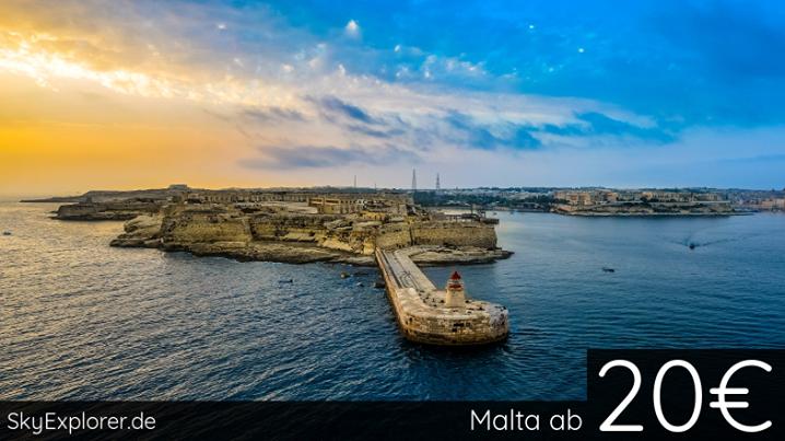 Berlin Nach Malta