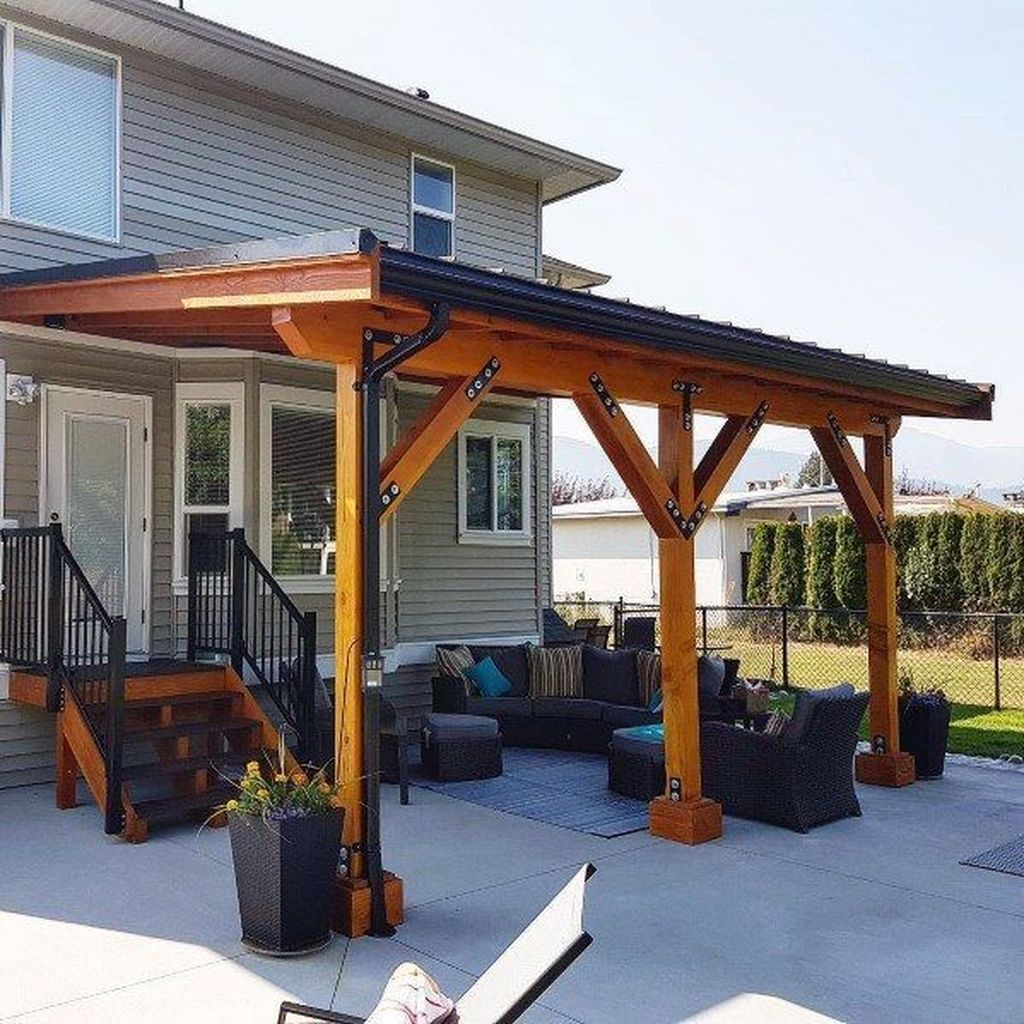 Pergola Ideas On A Budget: 30+ Awesome Backyard Patio Design Ideas On A Budget In
