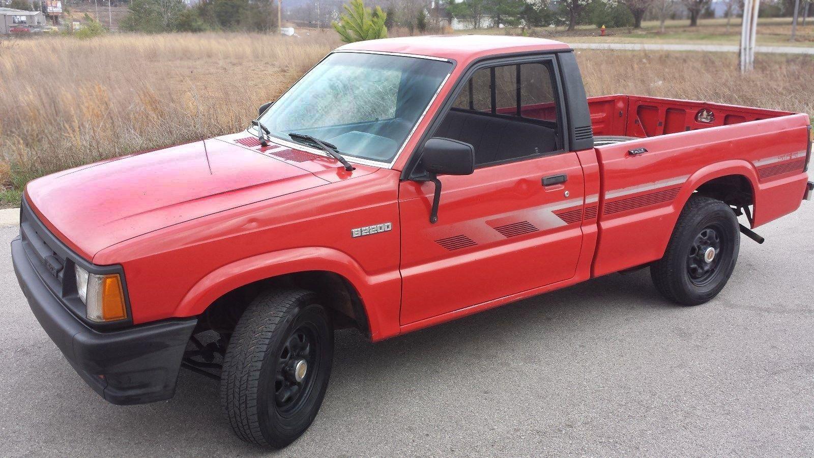 1 800 Buck Truck 1990 Mazda B2200 Mini Trucks Pickup Trucks Small Pickup Trucks