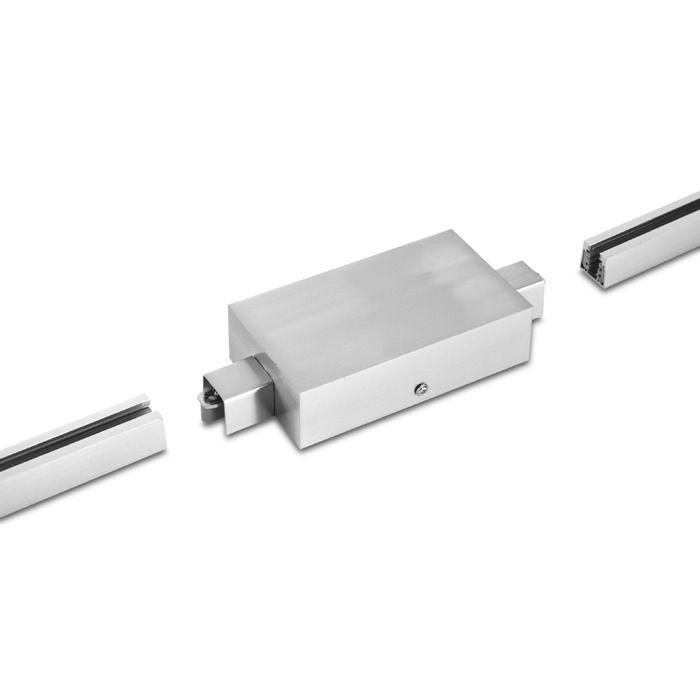 Mitteleinspeisung - HV-Track 4 - Nickel matt | Segmüller Onlineshop