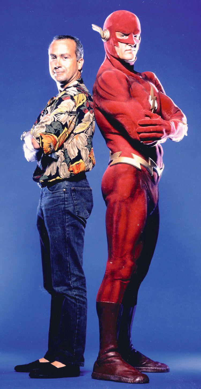 John Wesley-Shipp as The Flash | TV Superheroes | The ...