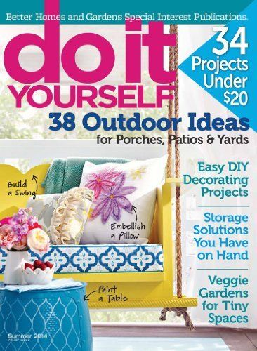 b386d311726255c9bdda737abe85793d - Better Homes And Gardens Make It Yourself Magazine