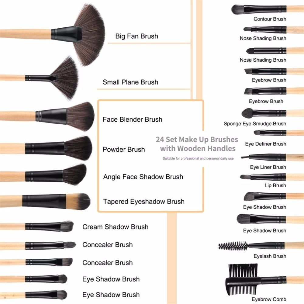 Pin By Louise Lee On Make Up Makeup Brushes Makeup Brush Uses Makeup Brush Set