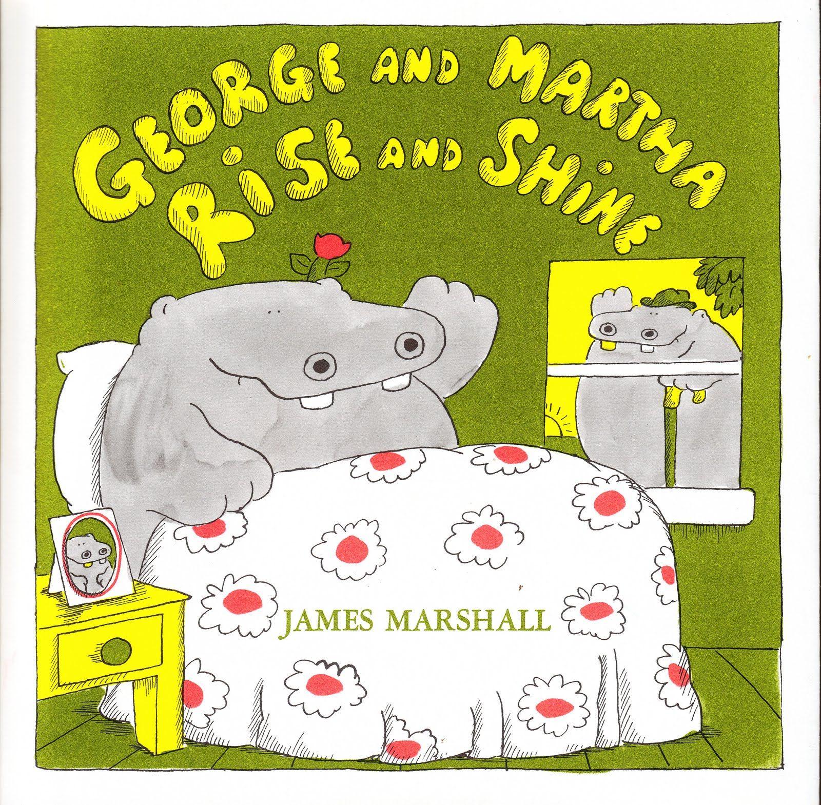 Featured James Marshall S George And Martha Etc