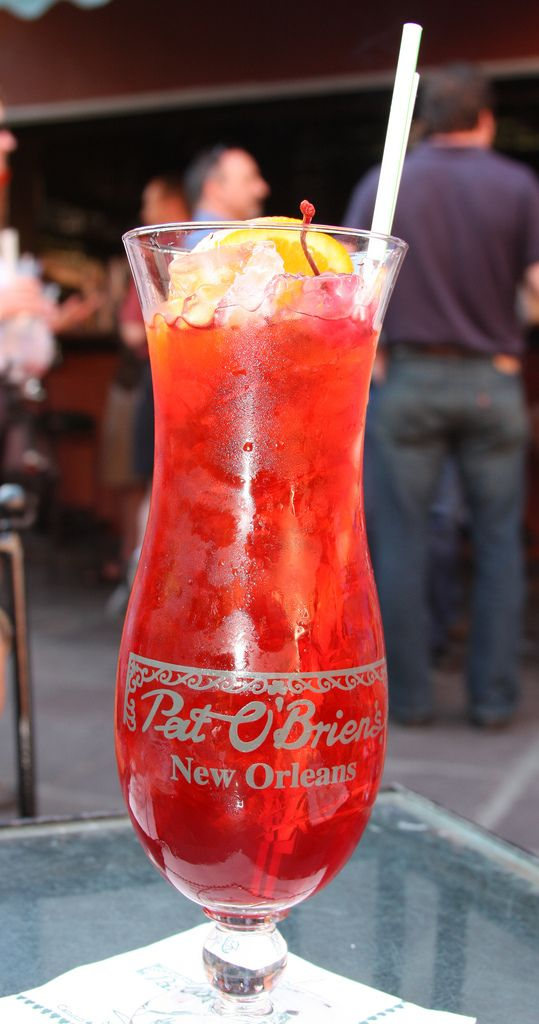 The Famous Hurricane At Pat O Briens New Orleans Orleans New Orleans Vacation