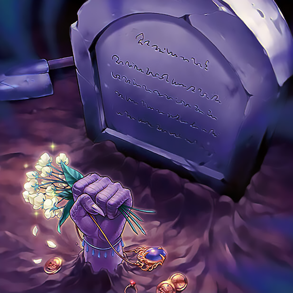 Foolish Burial Goods By Yugi Master Burial Foolish Best