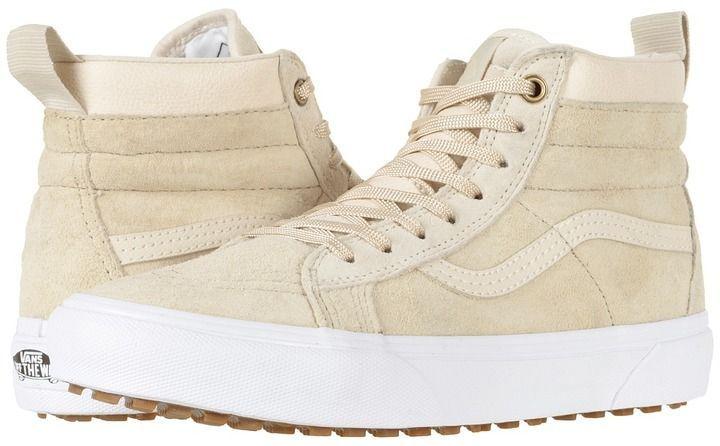c35344b074 Vans SK8-Hi MTE Cement Birch) Skate Shoes