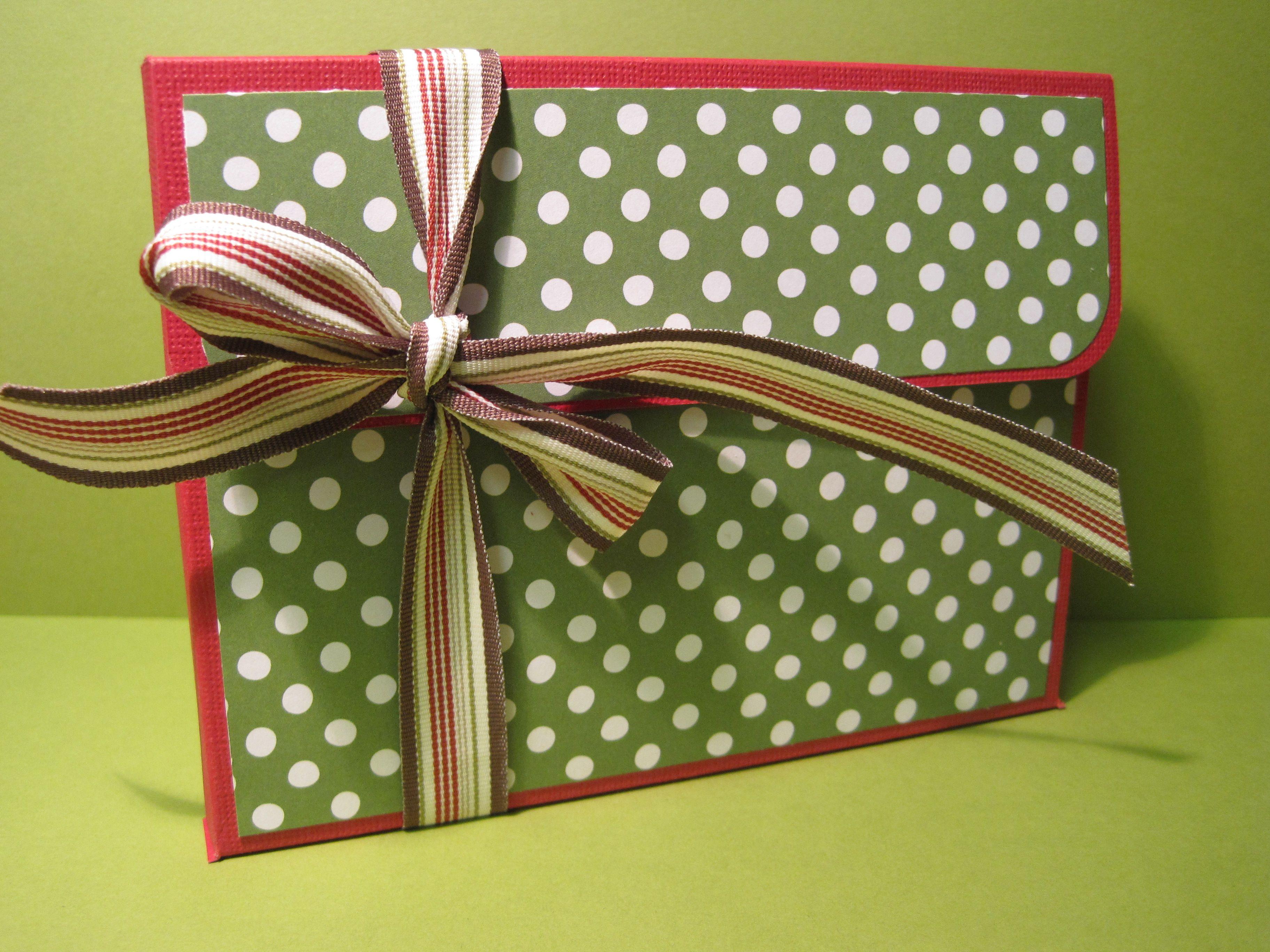 gift box for handmade cards  envelopes  cards handmade