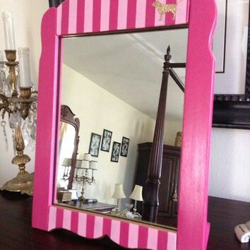 DIY Victorias Secret Mirror. Victoria Secret BedroomVictoria ...