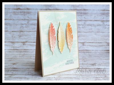 Papierrascheln: Einwenig Herbst!
