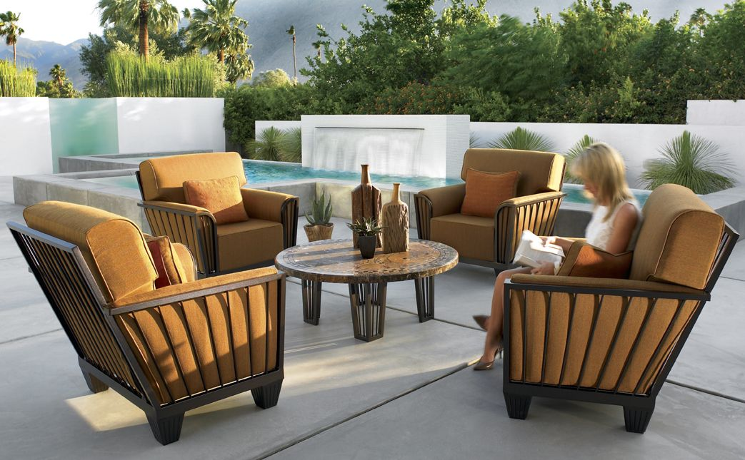 Luxe 30 Club with Rainforest Luxury home furniture