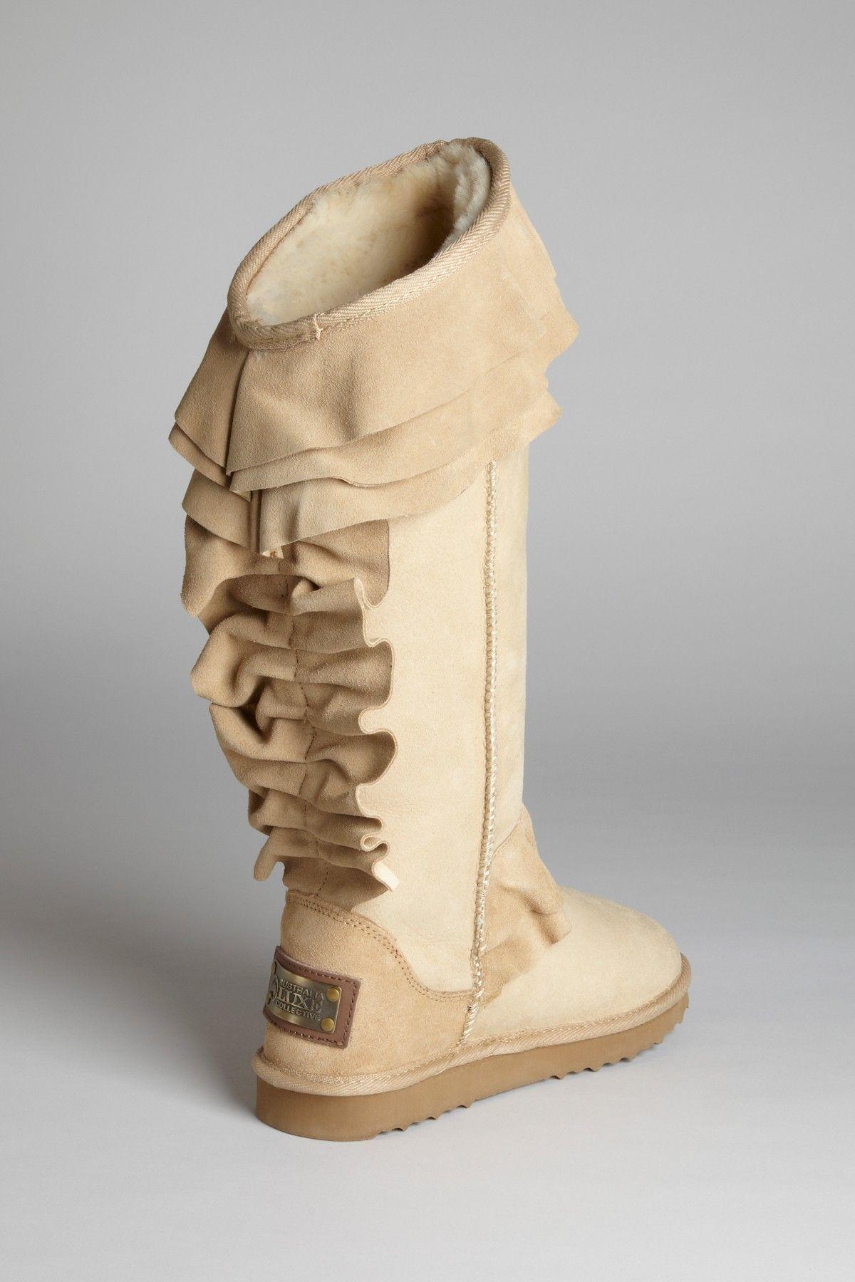 Wonderful Australian Luxe boots
