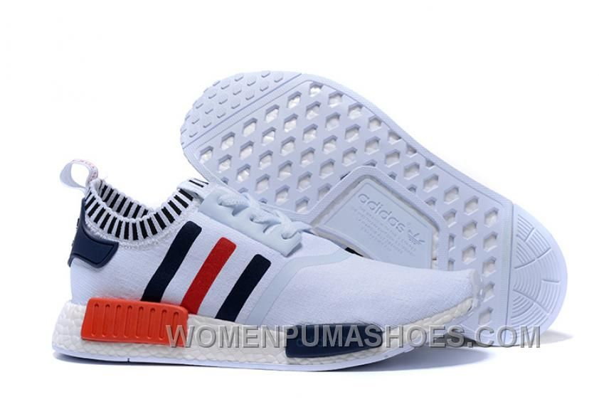 hot sale online f1916 eb7e3 Adidas Nmd Runner White Stripes Shoes Authentic P3zt5, Price 88.00 -  Women Puma Shoes, Puma Shoes for Women
