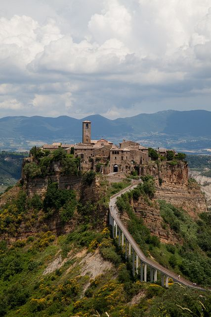Civita Italy Travel Places To Travel Italy