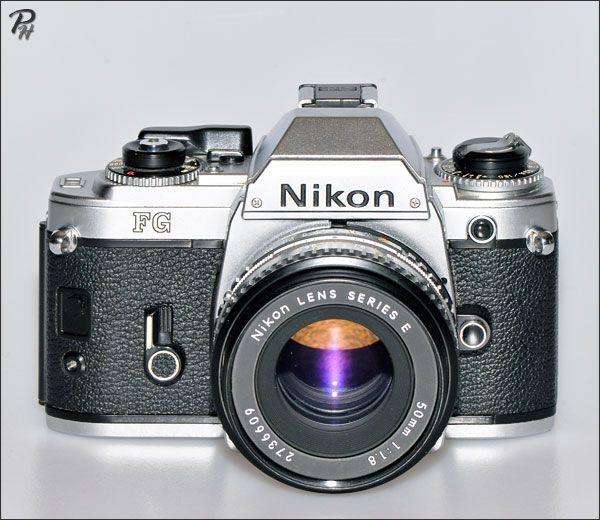 nikon fg camera http www photographic hardware info rh pinterest com Nikon FG Instruction Manual Battery for Nikon FG